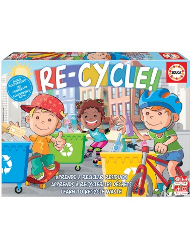 RE - CYCLE